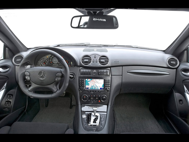 Mercedes Benz Clk Class Tuning Pictures