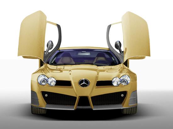 Mansory SLR