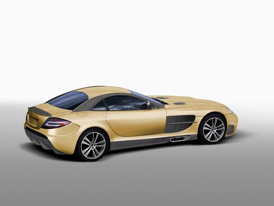 Mercedes SLR tuning