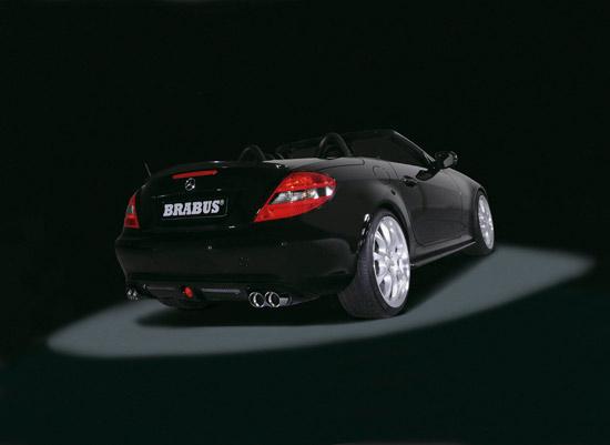 Mercedes SLK tuning