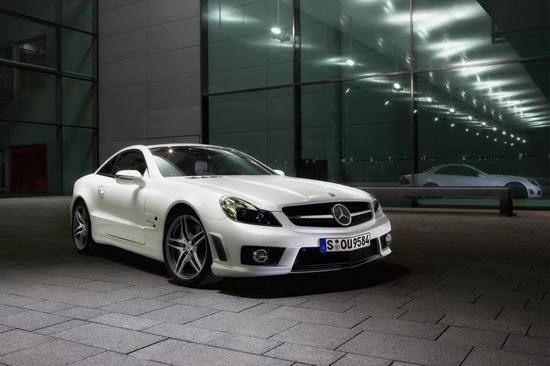 Mercedes SL63 AMG IWC Ingenieur