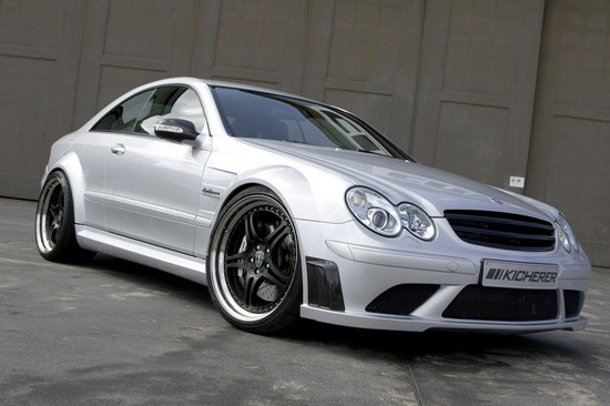 kicherer mercedes benz