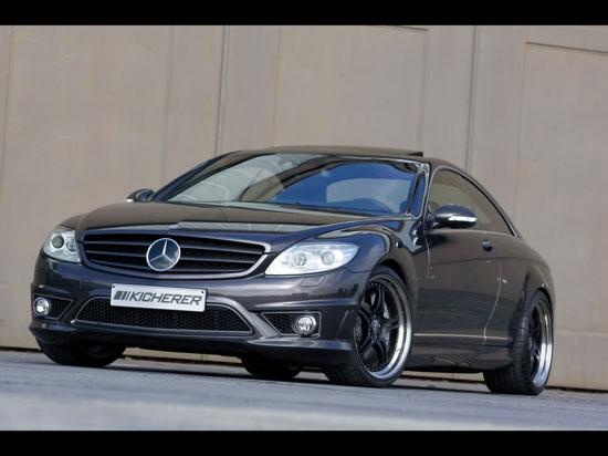 Kicherer mercedes benz cl 60 coupe - Mercedes benz coupe 2009 ...