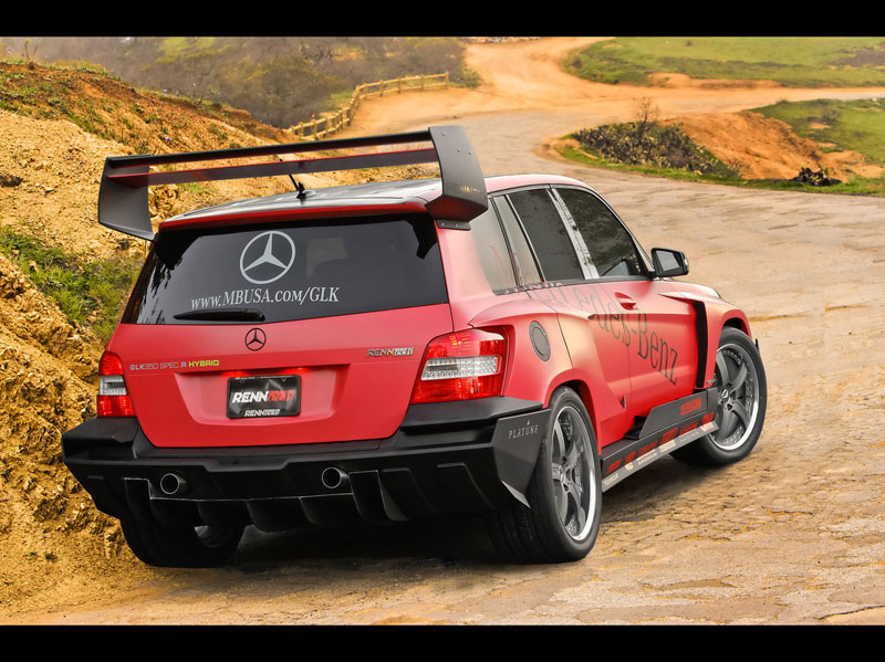 Renntech wins GLK Tuner competition