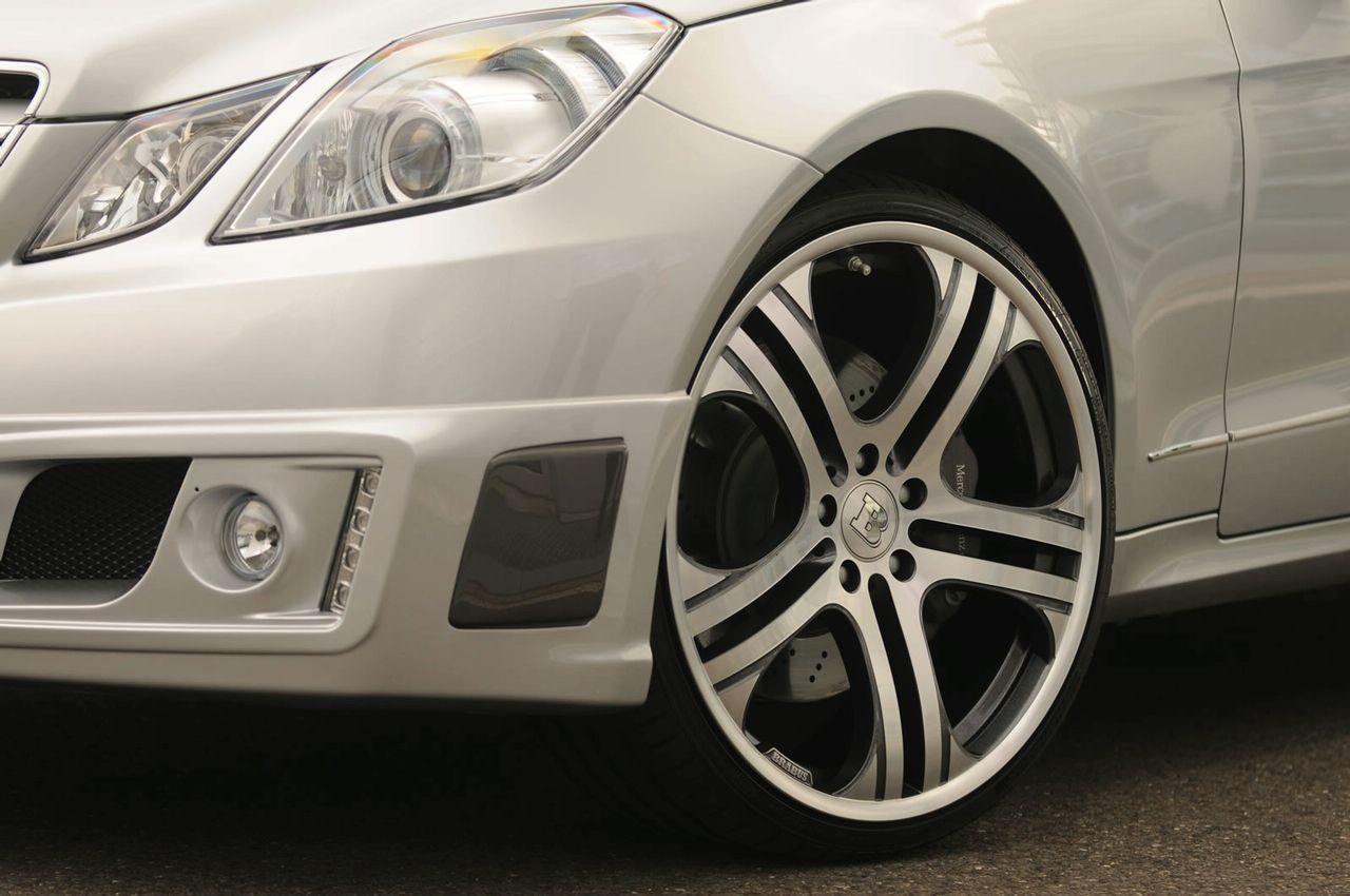 brabus e class coupe 6 mercedes tuning mag