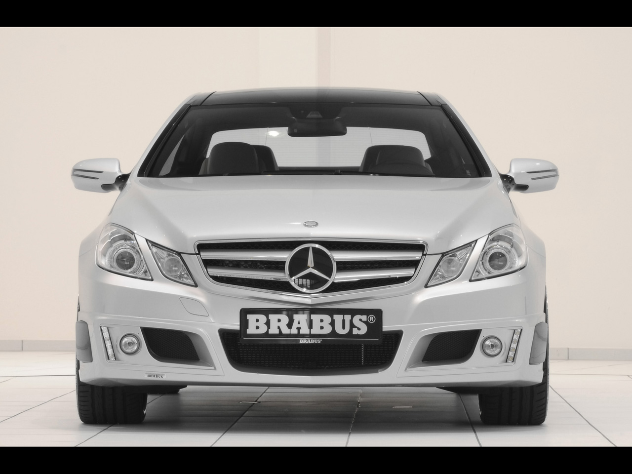 Brabus-Mercedes-Benz-E-Class-Coupe-Front-2 - Mercedes Tuning Mag
