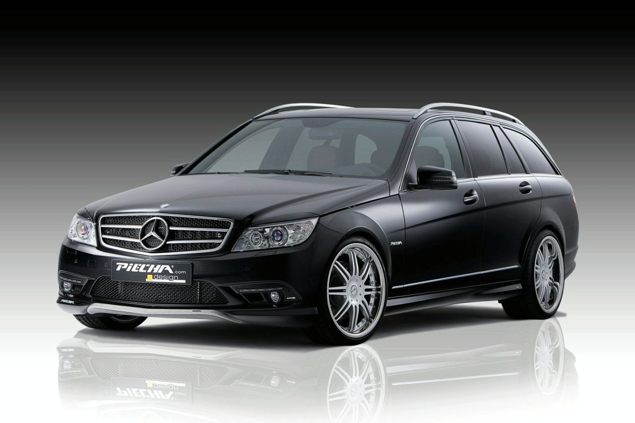 Black bison edition tuning package for the w204 mercedes benz c class - Black Bison Edition Tuning Package For The W204 Mercedes Benz C Class 44