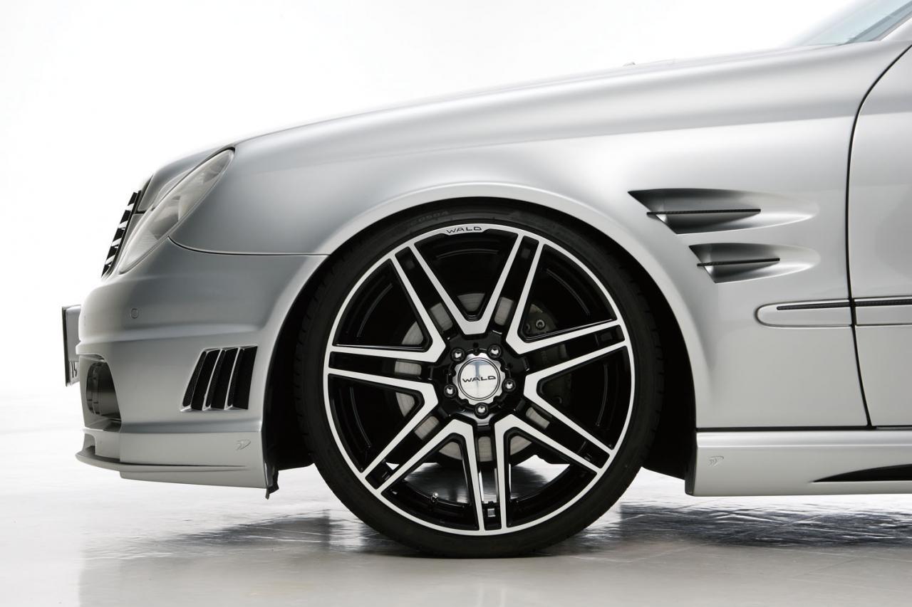 Tuning wald international mercedes benz e class estate w211 - Tuning Wald International Mercedes Benz E Class Estate W211 2