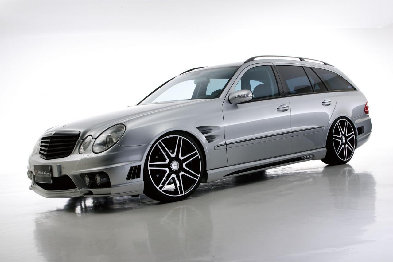 Tuning wald international mercedes benz e class estate w211 - Tuning Wald International Mercedes Benz E Class Estate W211 3