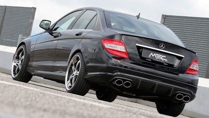 Articles about C-class on Mercedes Tuning Mag