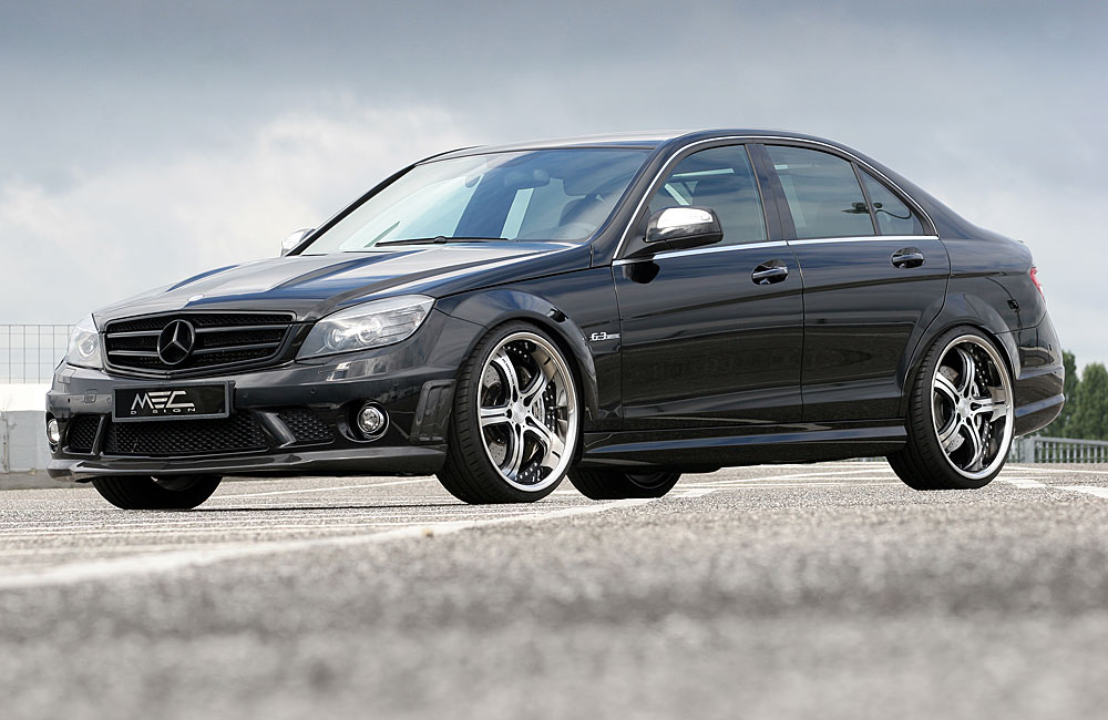 mercedes w204 c63 3 mercedes tuning mag. Black Bedroom Furniture Sets. Home Design Ideas