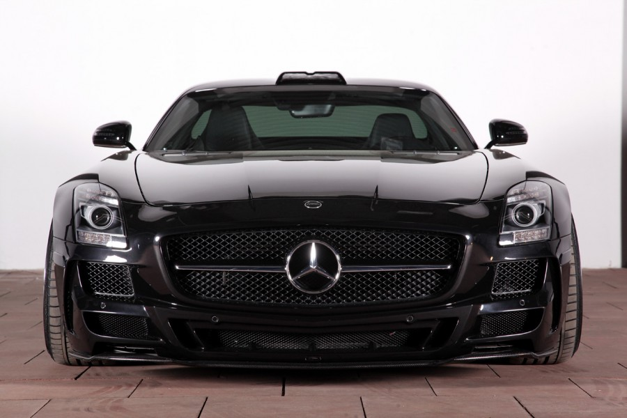 MEC Design W197 SLS 63 AMG indoor (21)