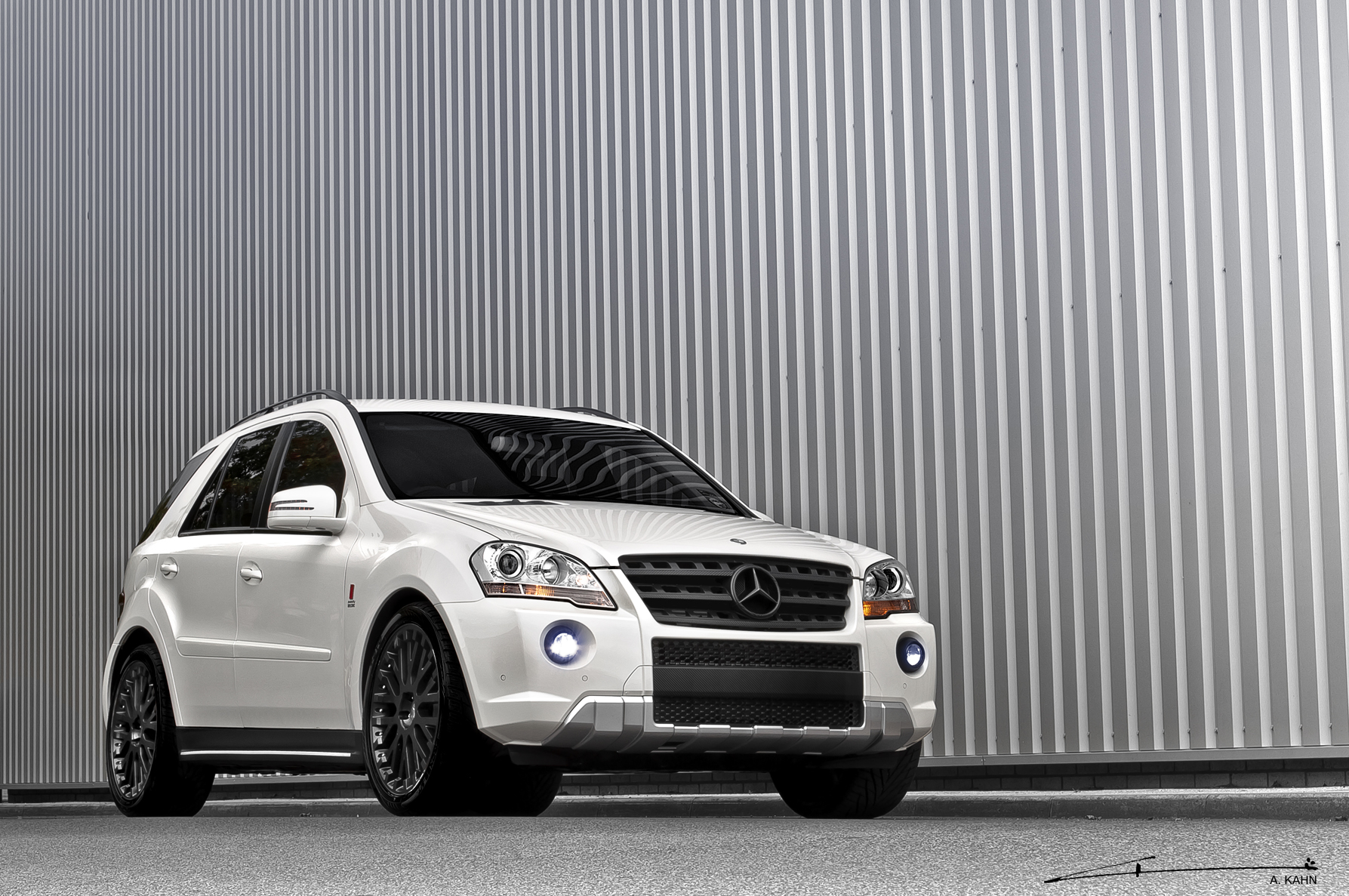1 - Mercedes Tuning Mag