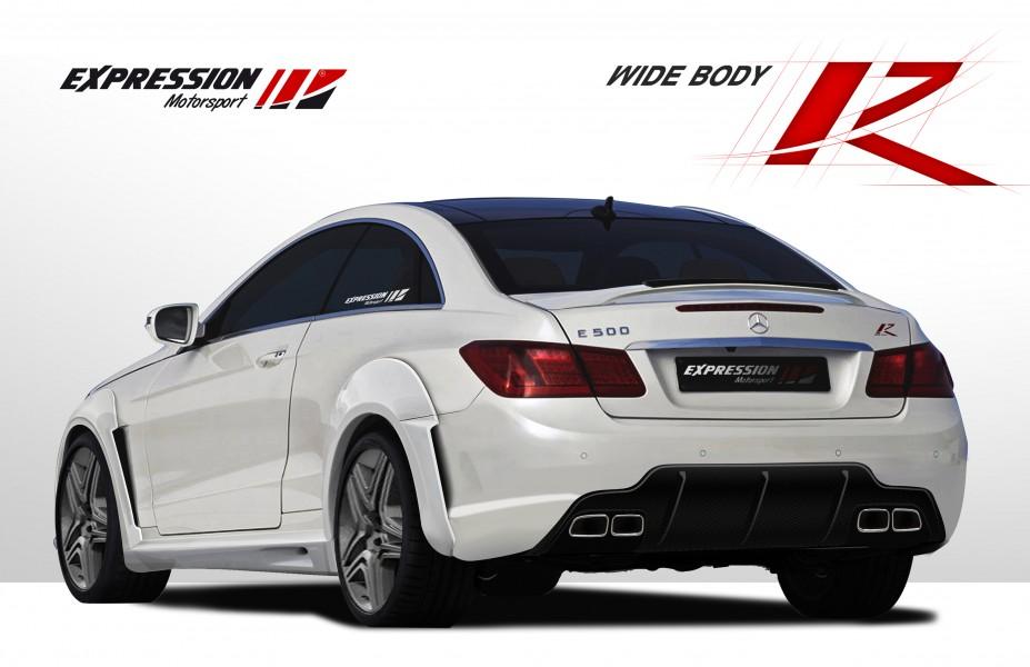 Mercedes-e-class-R-rear