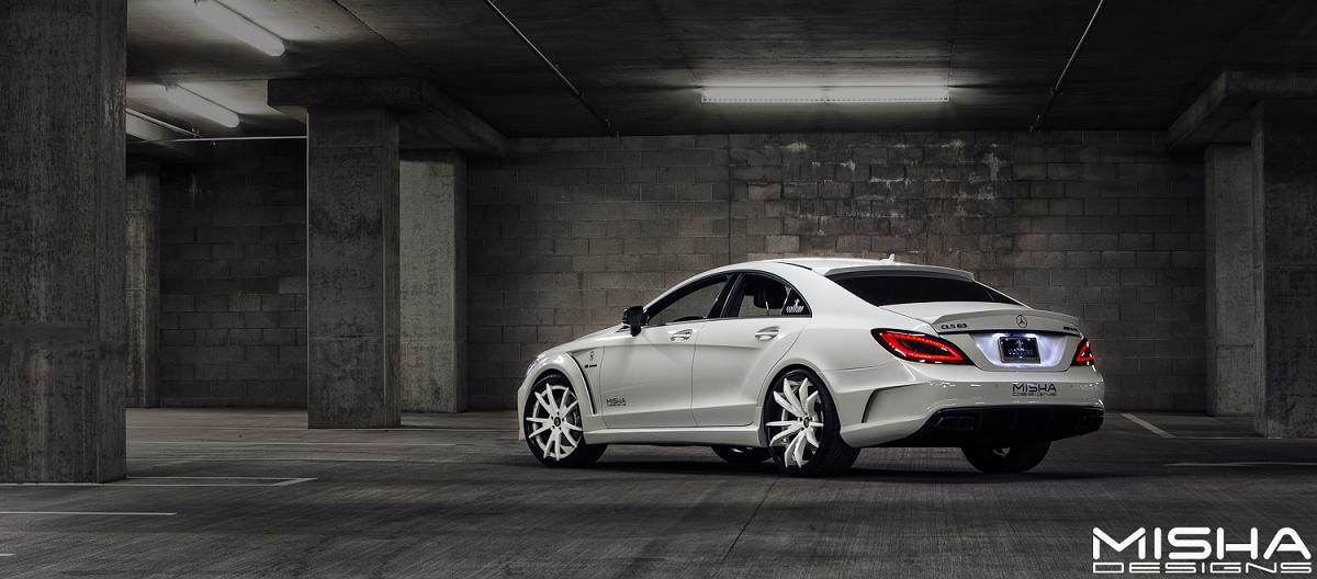 cls mercedes amg 63 custom kit body misha couture designs tuning benz mag mercedestuningmag wheels coupe benzinsider