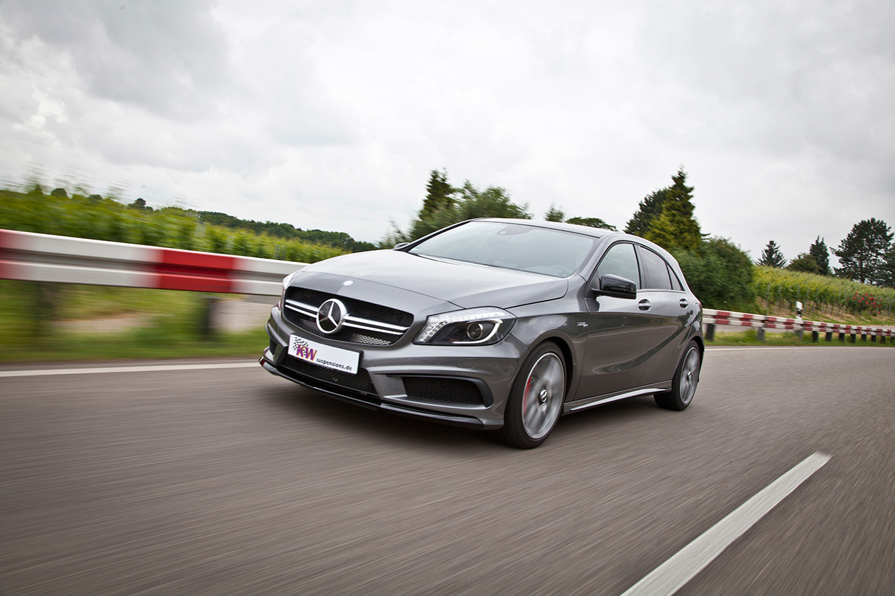 Track performance for mercedes benz a45 amg for Performance mercedes benz