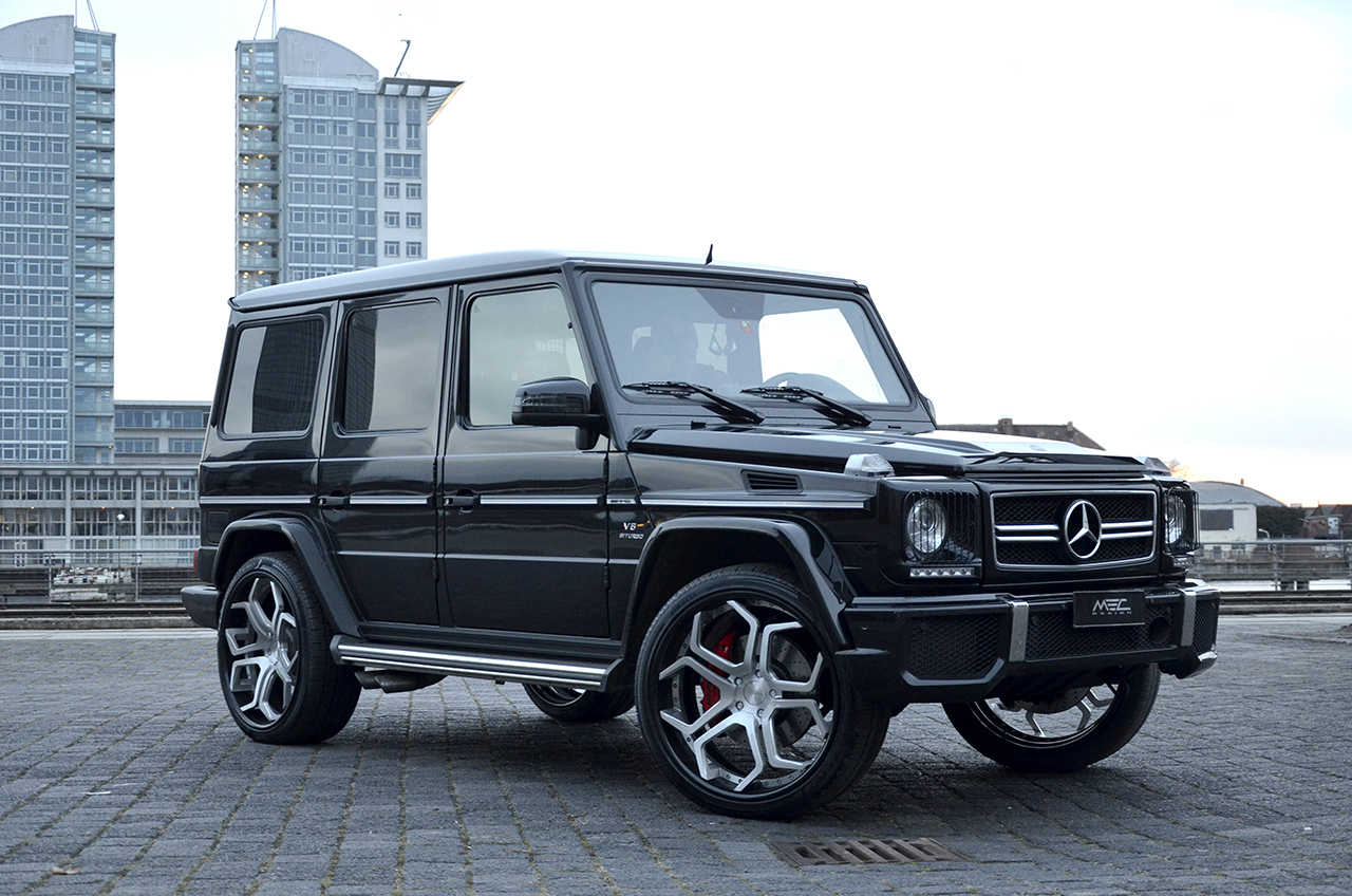 Mercedes benz g63 by mec design for Mercedes benz g 63