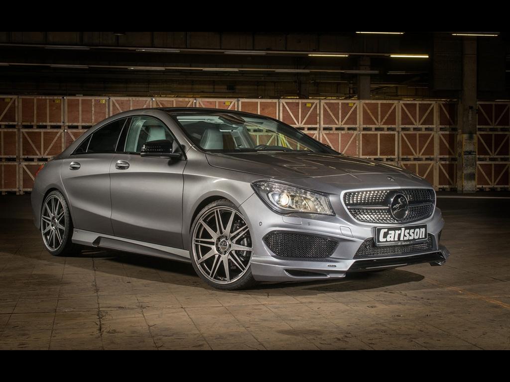 Carlsson mercedes benz cla45 amg for Mercedes benz carlsson