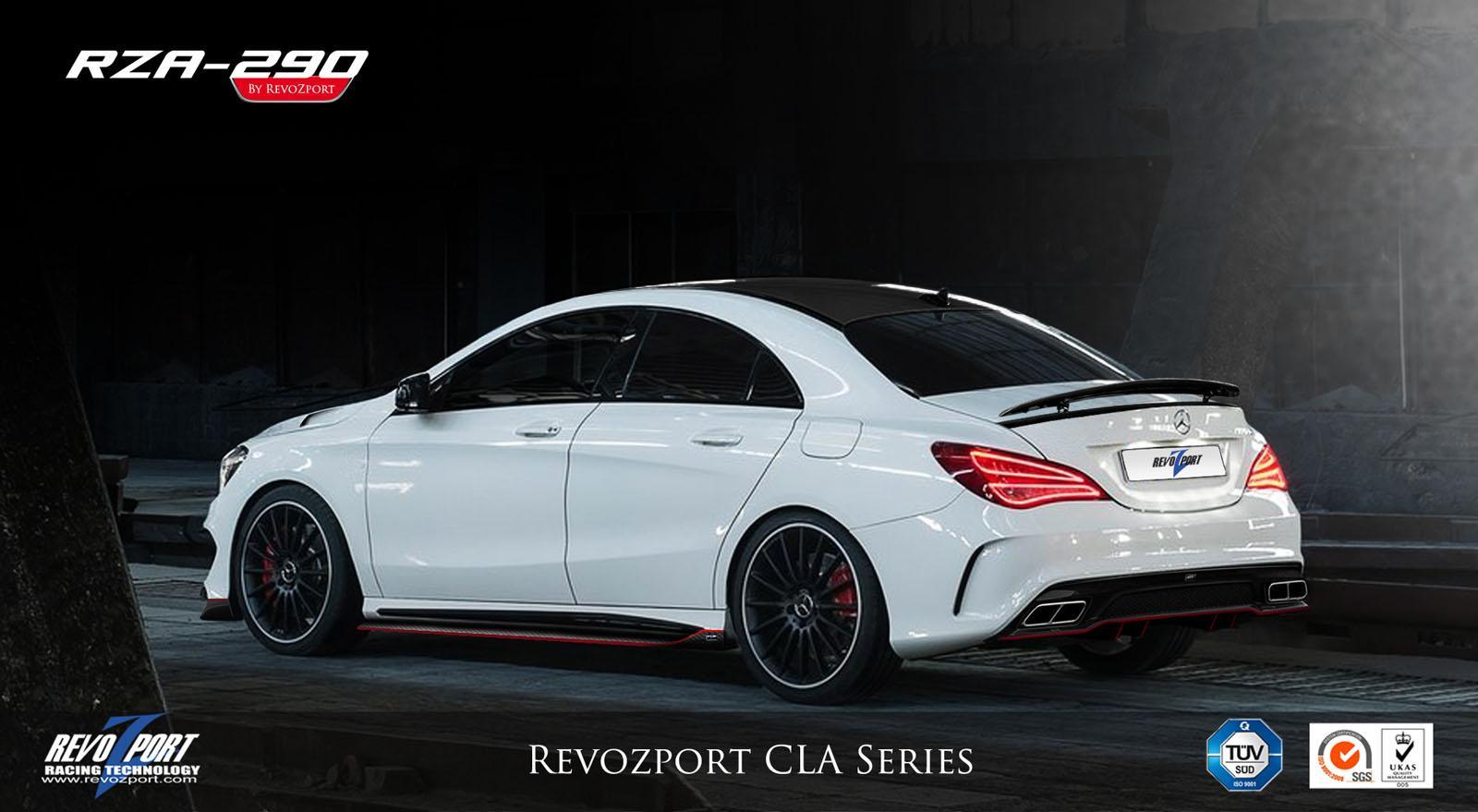 Revozport Mercedes Cla 2 Mercedes Tuning Mag