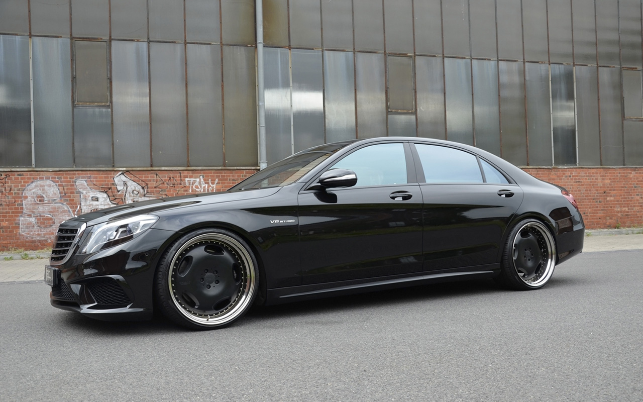 2014 mec design mercedes benz s63 amg 4 mercedes tuning mag for Mercedes benz s63 amg 2014