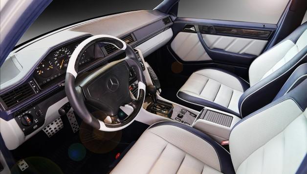 Mercedes E500 Carbon Motors 07