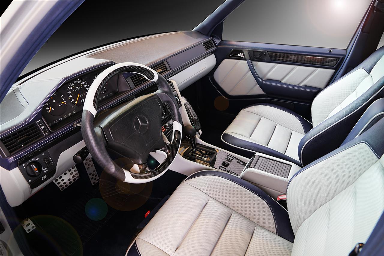 Carbon Motors Mercedes E500 W124